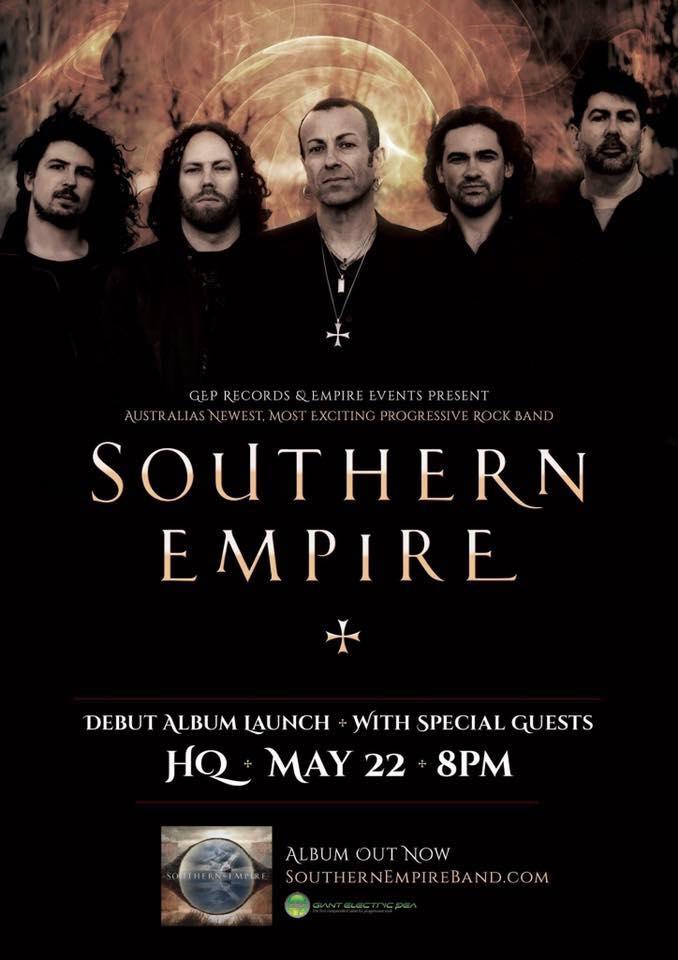 SouthernEmpireAlbumLaunch