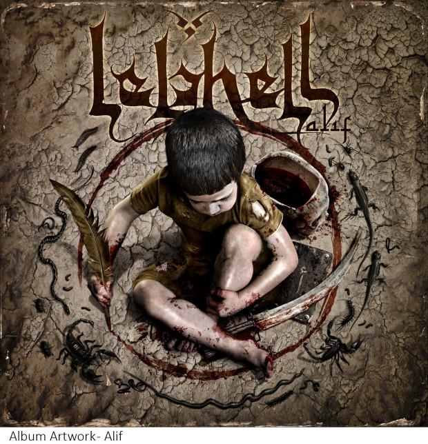 Lelahell - Alif