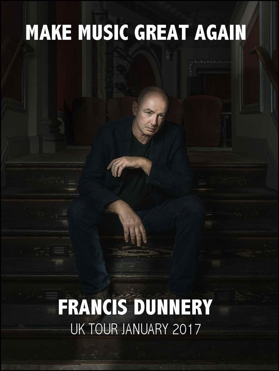 Francis Dunnery Tour Dates