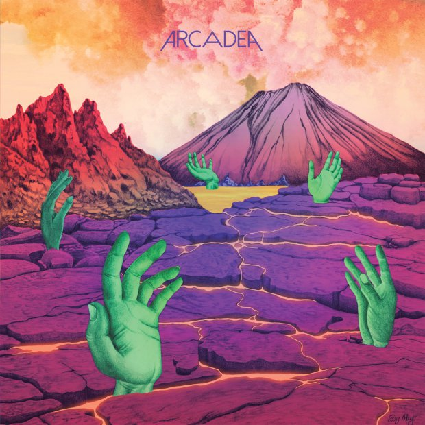 Arcadea album art