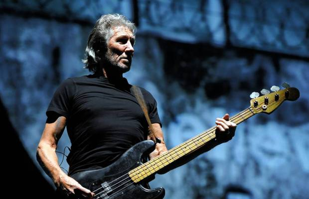 """ROGER WATERS: Listen to New Song """"Smell the Roses"""""""