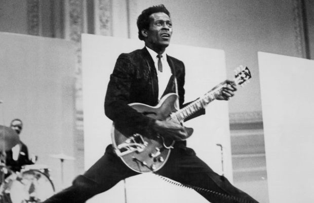 "Listen to CHUCK BERRY's Sequel to ""Johnny B. Goode"" Called ""Lady B. Goode"""