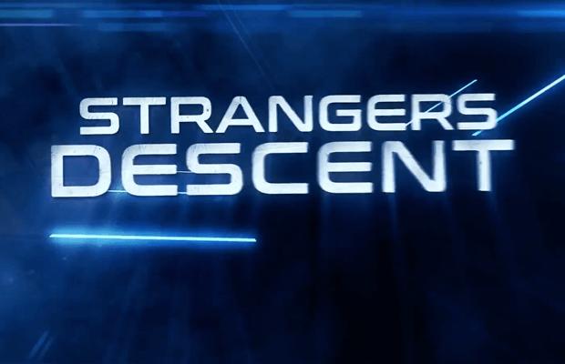 Strangers Descent lyric video