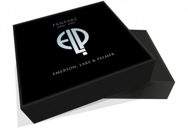 ELP - Fanfare Box Set