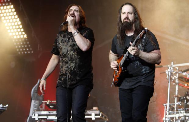 James LaBrie & John Petrucci of Dream Theater