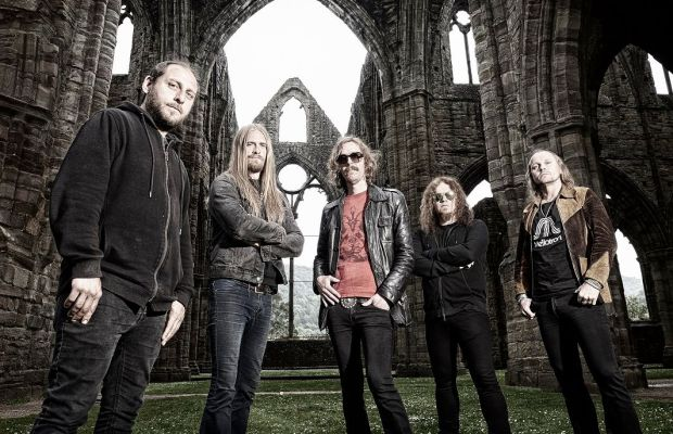 """OPETH to Release """"Garden of the Titans: Live at Red Rocks Amphitheater"""" on November 2"""