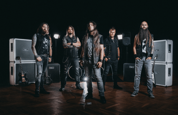 "VANE From Poland to Launch ""Black Vengeance"" on November 30"