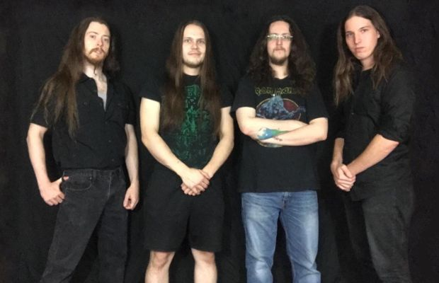 """Exclusive: Michigan Prog Metal Band SALVATION's END Present """"The Divine Wrath of Existence"""""""