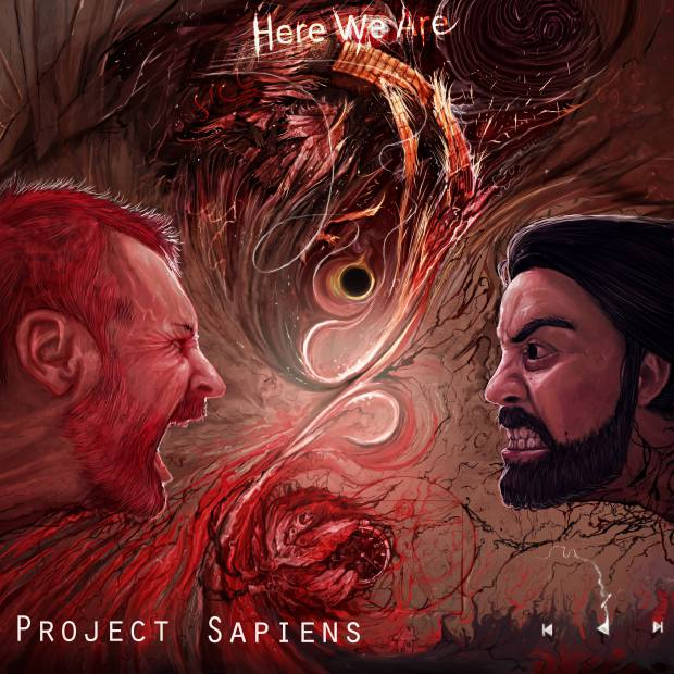 Project Sapiens - EP Cover