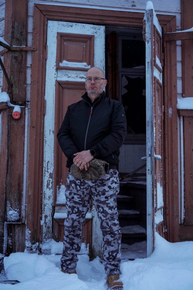 Timo Solonen (photo: Jouni Schuurman)