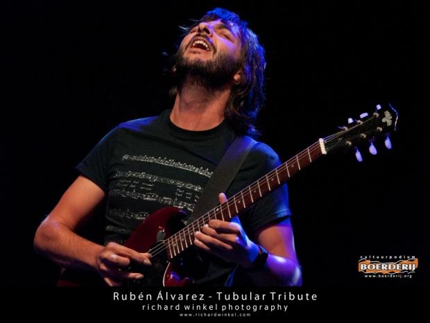 Tubular Tribute - Rubén Álvarez