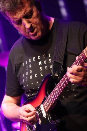 Nick Fletcher - John Hackett Band