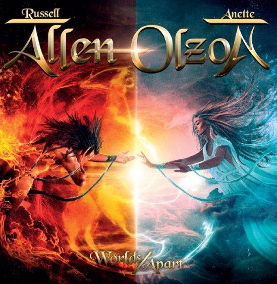 Allen/Olzon - Worlds Apart