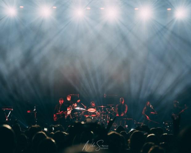 Leprous Live at Zorlu PSM, Istanbul, Turkey - February 13, 2020