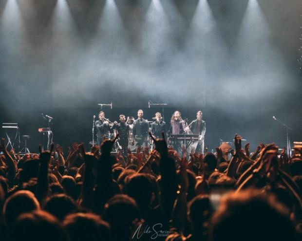 Leprous at Zorlu PSM, Istanbul, Turkey - February 13, 2020