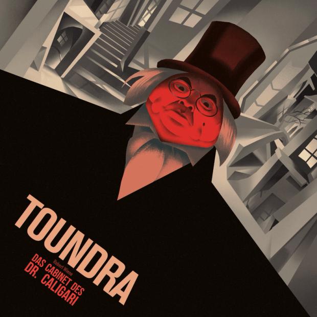Das Cabinet des Dr. Caligari album art