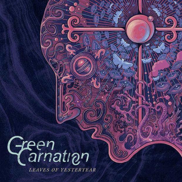 Green Carnation - Leaves of Yesteryear