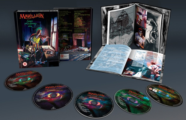 Marillion - Script For A Jester's Tear - Deluxe Edition